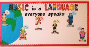 elementary music bulletin board 3