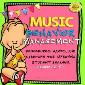 7 Tips for New Elementary Music Teachers