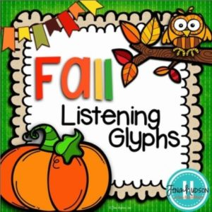 fall listening glyphs cover
